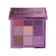 جدیدترین پالت سایه هدی بیوتی مدل  Huda beauty Purple Haze eyeshadow