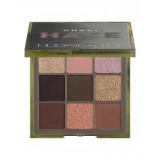 جدیدترین پالت سایه هدی بیوتی مدل  Huda beauty Khaki Haze eyeshadow