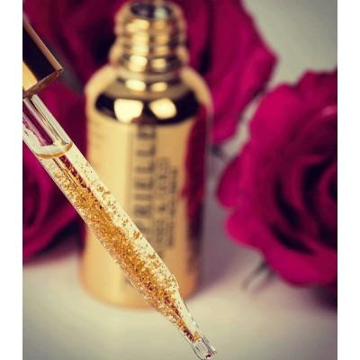 پرایمر و سرم طلا و رز گلد کاپریل امریکایی KAPRILLE ROSE GOLD