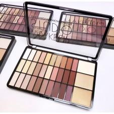 پالت سایه و هایلایتر میکاپ استودیو دودوگرل Make Up Studio Eyeshadow With Highlighter