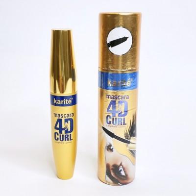 ریمل کاریته 4 بعدی حجم دهنده و بلند کننده مژه Karite 4D Curl Mascara