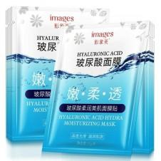 ماسک ورقه ای هیالورونیک اسید و آبرسان ایمیجز IMAGES hyaluronic acid hydra moisturizing mask