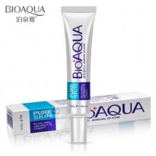 کرم ضد جوش و درمانی بیوآکوا BioAQUA Pure Skin AcneRejuvenation