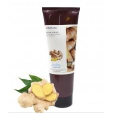 نرم کننده و تغذیه کننده مو زنجبیل جام تام JOMTAM ginger hair conditioner nourish hydrating repair hair care
