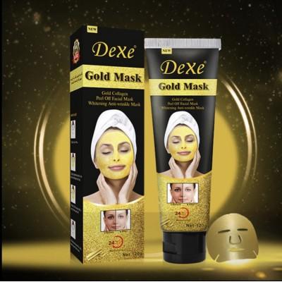 ماسک صورت طلا دکسی Dexe Gold Mask