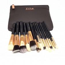 ست براش 15 عددی کیفی زووا Zoeva 15 Pcs  Brush Set